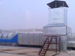 重庆迪恩家具有限公司喷漆废水处理工程