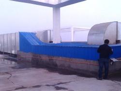 重庆市港风办公家私有限公司喷漆废水处理工程