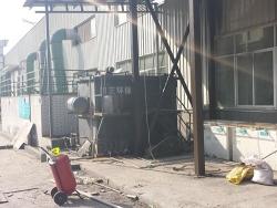 重庆航墙电子科技有限公司精密机加工项目的生产废水处理工程