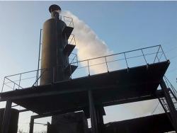 永兴锅厂-窑炉脱硫除尘
