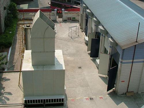 冷却塔隔声罩