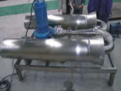潜水射流曝气设备2