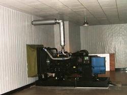 柴油发电机隔声房