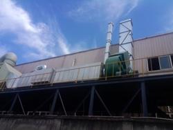 贵州4S店喷漆房用一体化有机废气净化器